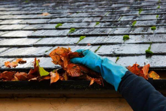 Get Your Mind In The Gutters. - K&P Roofing, Siding, & Home Improvement