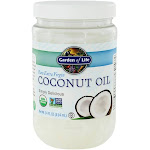 Garden of Life Raw Extra Virgin Organic Coconut Oil 14 fl oz