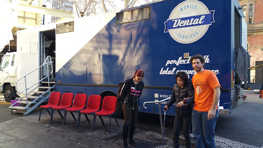"Pieter S Verasdonck on Twitter: ""Thank You Mission Australia & Sydney Homeless Connect for providing mobile dental care for people who really need it! """