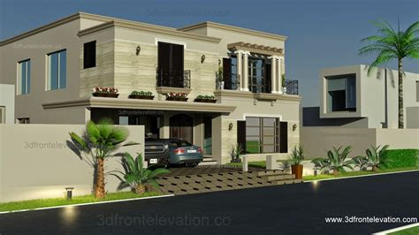 simple house front design  pakistan  base wallpaper
