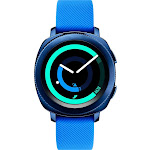 Samsung - Gear Sport Smartwatch 43mm - Blue