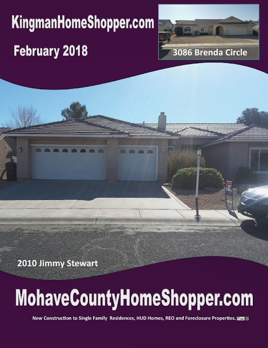 Mohave County Home Shopper February 2018