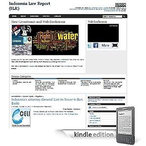 Indonesia Law Report (ILR)