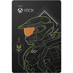Seagate Game Drive for Xbox Halo - Master Chief LE 2TB External HDD - Designed for Xbox One and Xbox Series X|S