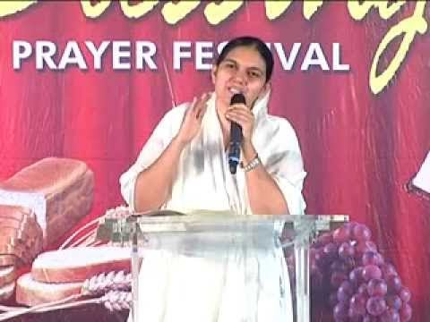How can we Reach to God - Message by Sis Shaila Paul
