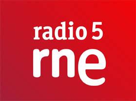 Logo Radio 5 - RNE