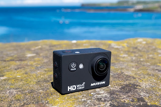 Bargains: Muson 1080P Action Camera – £37 with Our Discount Code