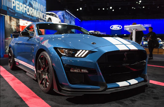 Twelve Badass Details On the 2020 Ford Mustang Shelby GT500