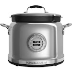 Kitchenaid 4-quart Multi-cooker | Stainless Steel - KMC4241SS