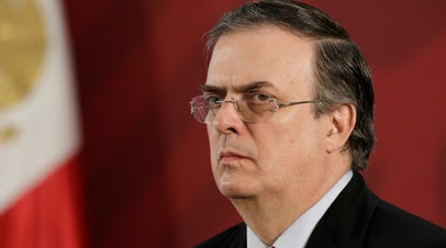 Глава МИД Мексики прибудет с визитом в Россию 24 апреля