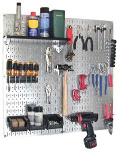 Steel Peg Board Kit