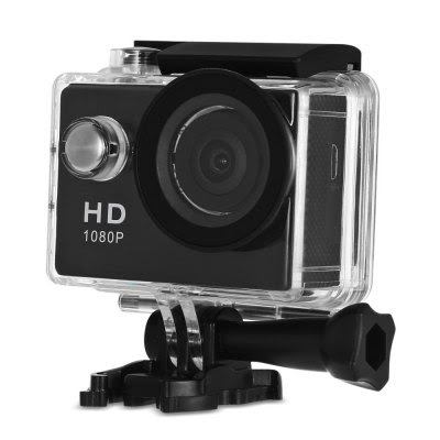 A9 HD 1080P MJPEG 2 inch LCD IP68 30m Waterproof Sports Action Camera DVR-22.39 Online Shopping| GearBest.com