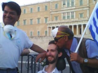 Φωτογραφία για Ο Στέλιος Κυμπουρόπουλος ήταν εκεί! (δείτε το βίντεο)