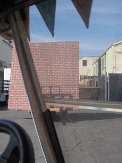 Misc brick wall-Paramount