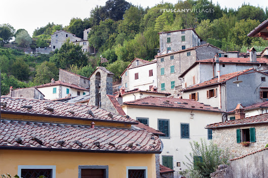 Beautiful Villages of Tuscany | Pictures of the Week | Casoli | Lucca