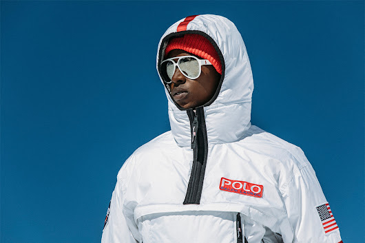 Ralph Lauren Introduces RL Heat Technology with New Polo 11 Jacket