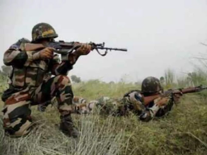 Infiltration bid foiled along LoC in Poonch, one terrorist killed