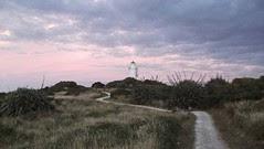 Sunset - Cape Foulwind Lighthouse, New Zealand