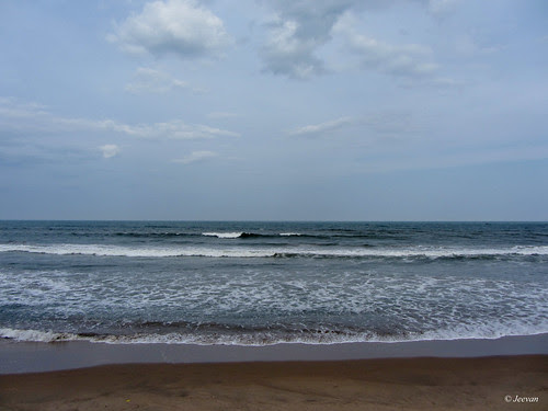 Chinna cuddalore beach