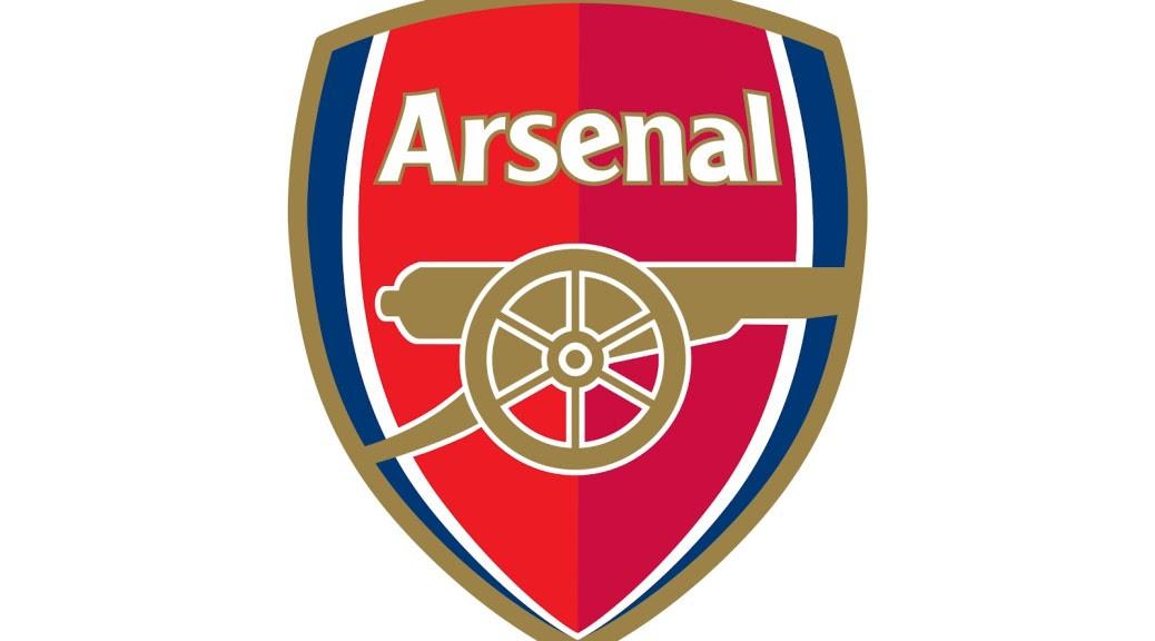 Arsenal FC Football Logo Image White Wallpaper PC Desktop HD