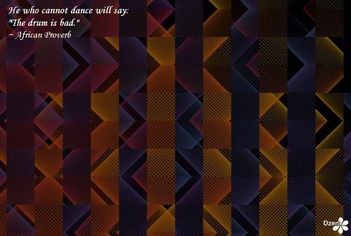 Dancing Drumbeat