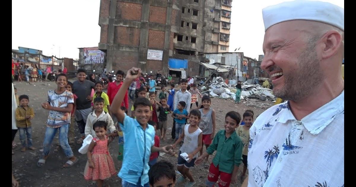bald and bankrupt Exploring An Indian Slum // Dharavi Mumbai
