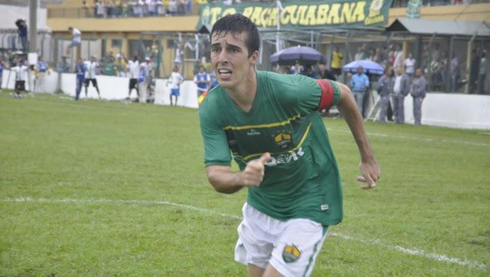 Zagueiro Samuel do Cuiabá (Foto: Christian Guimarães)