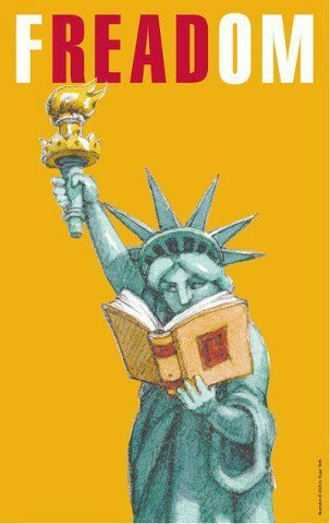 Reading, freedom! / Lectura, libertad!