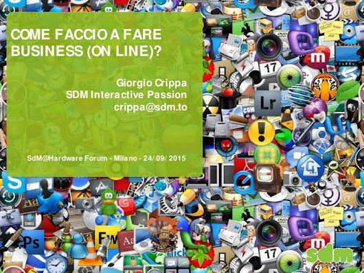 Come faccio a fare Business (on line)?