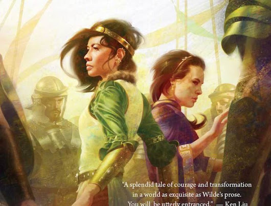 The Jewel and Her Lapidary by Fran Wilde: Excerpt | The Book Smugglers