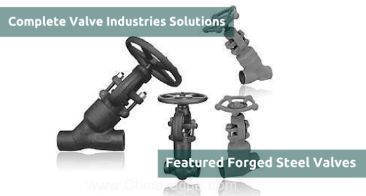 Features of Forged Steel Valves You Should Know About