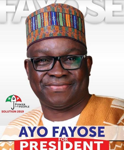 Image result for president fayose