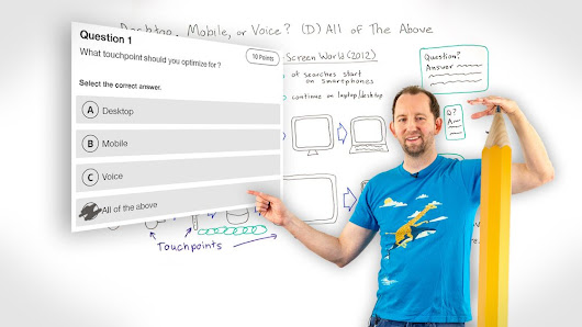 Desktop, Mobile, or Voice? (D) All of the Above - Whiteboard Friday - Moz