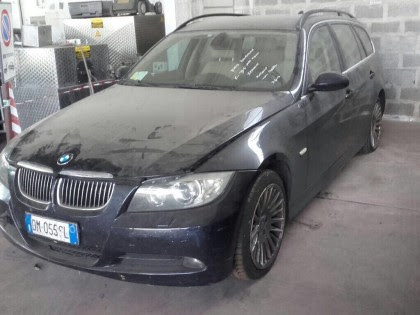 BMW 330 XD SW - Vendita - FallcoAsteTribunali.it