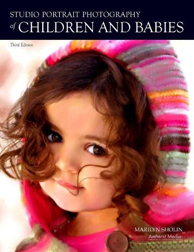 Studio Portrait Photography of Children and Babies