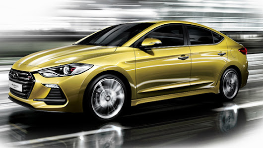 Hyundai unveils the 2017 Avante Sport (Elantra Sport) in South Korea