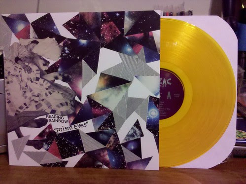Reading Rainbow - Prism Eyes LP - Gold Vinyl /200