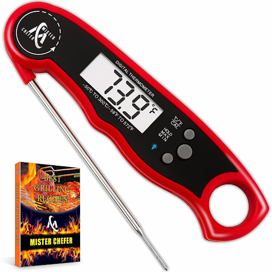 A Digital Meat Thermometer That Will Make You Swoon