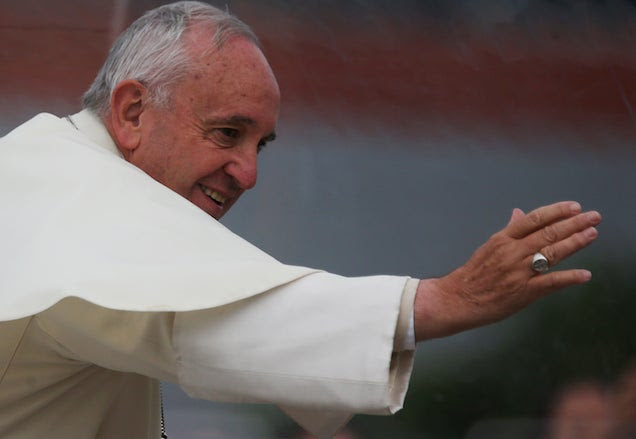 Cool Pope to Allow Women Who Have Had Abortions into Heaven (For One Year)
