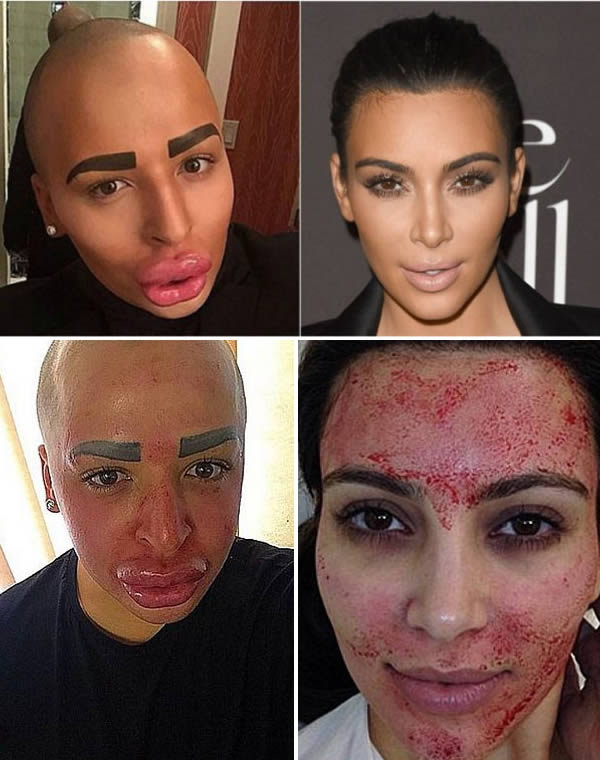 3 Kim Kardashian