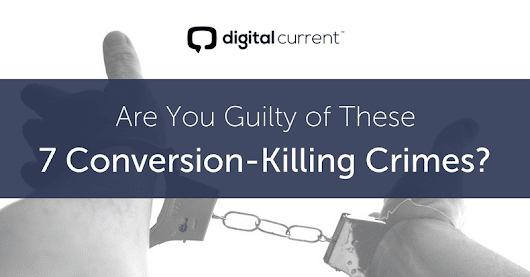 Use These Conversion Killers As Conversion Rate Optimization Tips