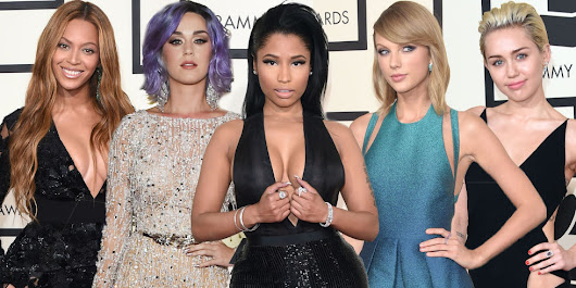 Grammys 2015: fashion hits and misses from the red carpet