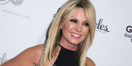 """Real Housewives"" Star Tamra Judge's Graphic Plastic Surgery Photo Has an Important Message"