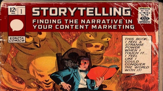 Let Me Tell You a Story: Finding the Narrative in Your Content Market…