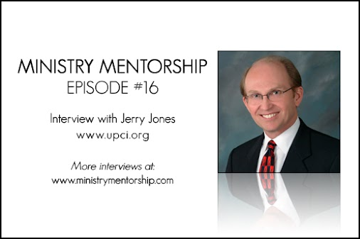Listen to Jerry Jones talk about developing a lifestyle of study and preparation for #ministry. CLICK...