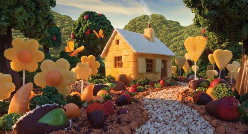 As paisagens com comida de Carl Warner 04