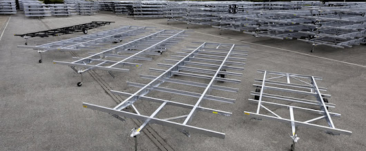 Manufacturers and Suppliers of Galvanised Chassis - Bankside Patterson