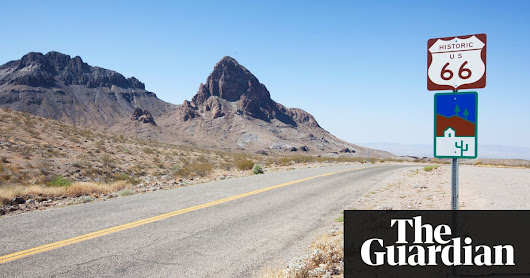 America's famed Route 66 put on list of 11 endangered historic places | US news | The Guardian