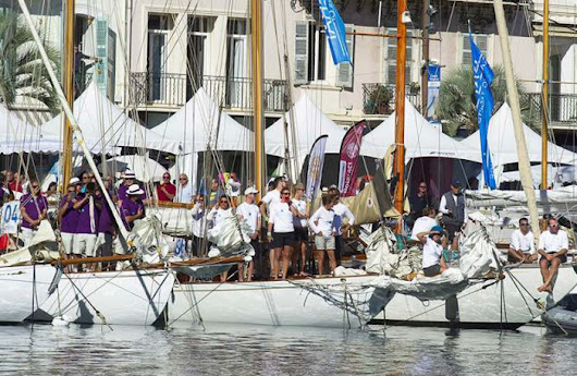 Sail, Wine and Dine during les Régates Royales! | Yacht Charter News and Boating Blog