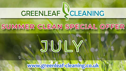 Special Offers House and Office Cleaning | Greenleaf Cleaning Services in London